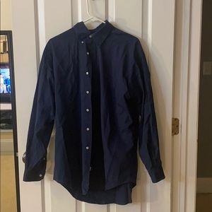 Vintage polo dress shirt
